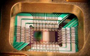 Kvantchip från DWave